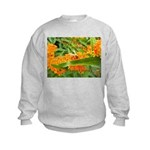 Happy bee Kids Sweatshirt