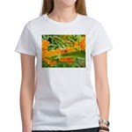 Happy bee Women's T-Shirt
