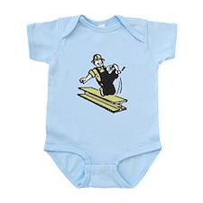Throwback Steelers Infant Bodysuit