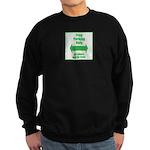Frog Parking Sweatshirt (dark)