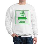 Frog Parking Sweatshirt