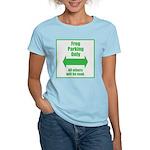 Frog Parking Women's Light T-Shirt