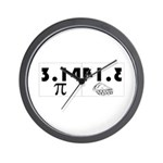 Pi Pie Wall Clock