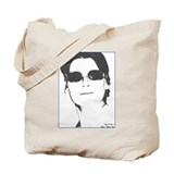 Lady the Diver Tote Bag