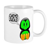 Chemo Sucks -- Cancer Awareness Coffee Mug