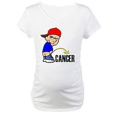 Piss On Cancer -- Cancer Awareness Shirt