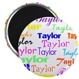 "Cute Name design 2.25"" Magnet (10 pack)"