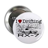 "Cute Rx7 2.25"" Button (100 pack)"