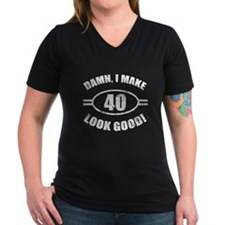Damn Funny 40th Birthday Shirt
