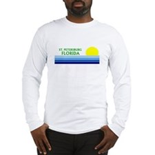 Unique St petersburg Long Sleeve T-Shirt