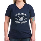 Damn Funny 50th Birthday Shirt