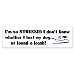 I'm So Stressed Sticker (Bumper 10 pk)