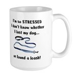 I'm So Stressed Large Mug
