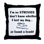 I'm So Stressed Throw Pillow