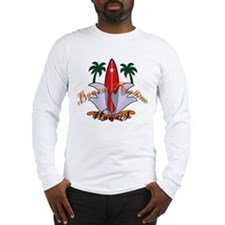 Banzai Pipeline Long Sleeve T-Shirt