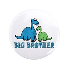 "Big Brother Dino 3.5"" Button"