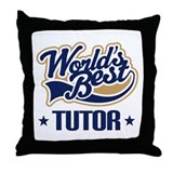 Tutor Gift Throw Pillow