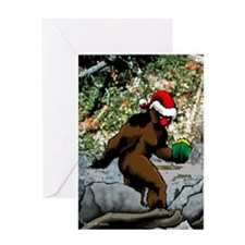 Rudolph The Red Nosed... Greeting Card