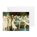 Fairies Dancing Greeting Card