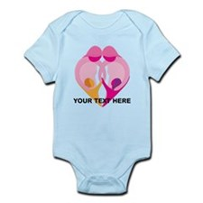 TWO MOMS Infant Bodysuit