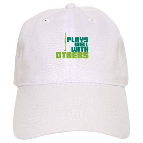 Clarinet (Plays Well With Others) Cap