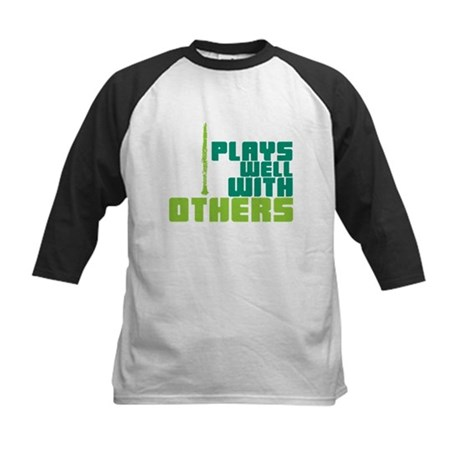 Clarinet (Plays Well With Others) Kids Baseball Je