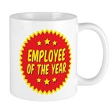 Employee of the Year Mug