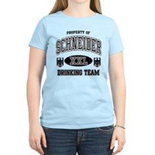 Schneider German Drinking Team T-Shirt