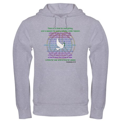 A Time For Peace Hooded Sweatshirt