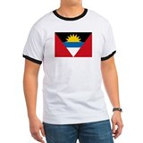 Antigua & Barbuda Flag T