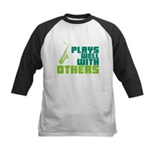 Saxophone (Plays Well With Others) Tee