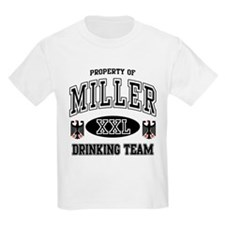 Miller German Drinking Team T-Shirt