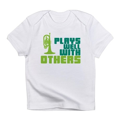 Mellophone (Plays Well With Others) Infant T-Shirt