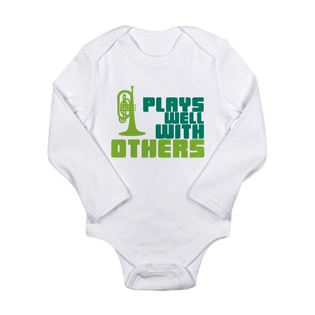 Mellophone (Plays Well With Others) Long Sleeve In