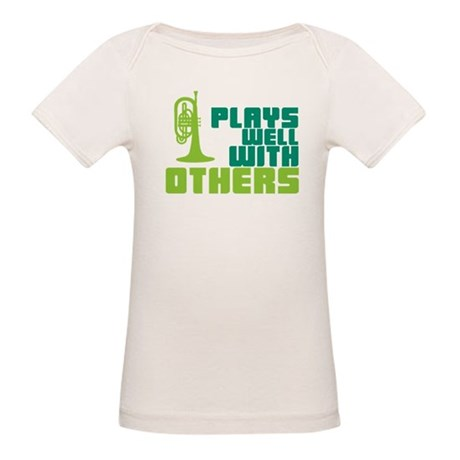 Mellophone (Plays Well With Others) Organic Baby T