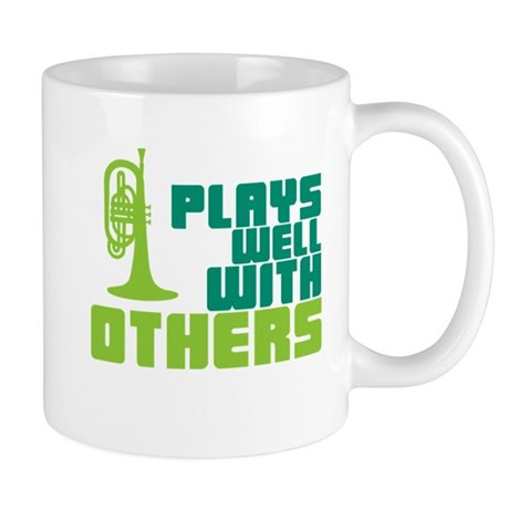 Mellophone (Plays Well With Others) Mug