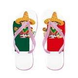 Mexico Flip Flops
