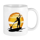 SUP Sunrise Coffee Mug