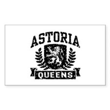 Astoria Queens Decal