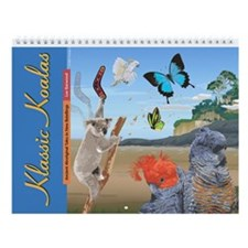 """Aboriginal Tales"" Book Wall Calendar"