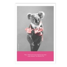 "8 ""Mr. Douglas' Koalas"" Book Postcards"
