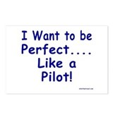 Prefect, Like a Pilot Postcards (Package of 8)