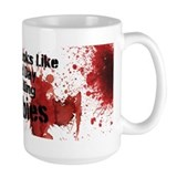 Zombie Coffee Coffee Mug