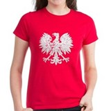Polish White Eagle Tee
