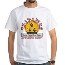 Tripawds Athletic Dept. Shirt