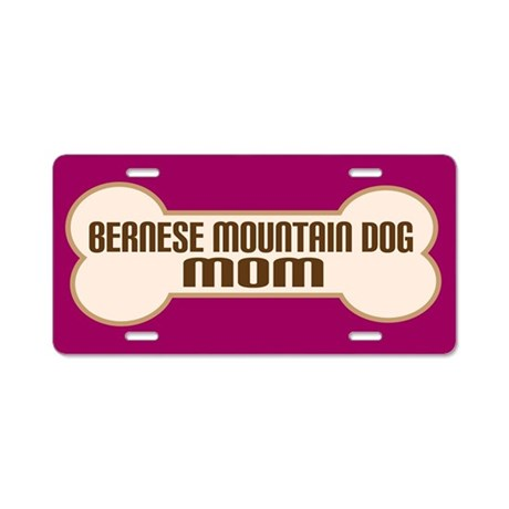 Bernese Mountain Dog Lover License Plate