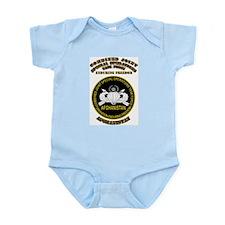 SOF - CJSOTF - Enduring Freedom Infant Bodysuit