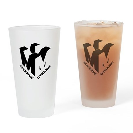 Massive Dynamic Drinking Glass