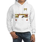 0446 - A captivating speaker Zip Hoodie