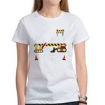 0446 - A captivating speaker Maternity T-Shirt